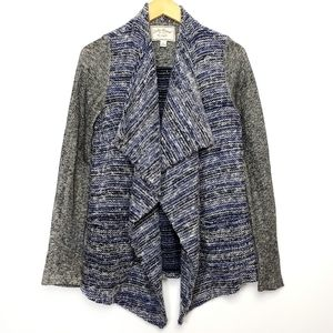 Lucky Brand Waterfall Asymmetrical Cardigan